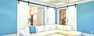 living room doors living room balcony door design
