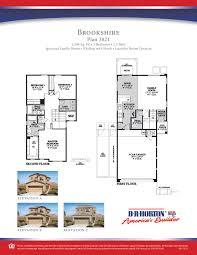 dr horton floor plans. DR Horton Brookshire Floor Plan Via Www.nmhometeam.com. Plans Dr