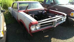 1964 Pontiac GTO for Sale | Barn Finds,Junk Yard Cars etc ...