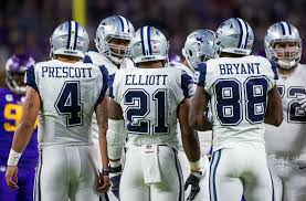 Image result for the new dallas cowboys triplets