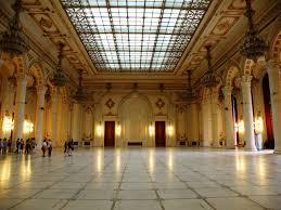 The Palace Of The Parliament Bucharest  Casa Poporului  Interior - Houses of parliament interior