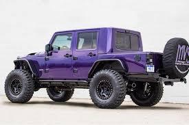 rubitrux jeep wrangler jk ext truck conversion i want this so bad