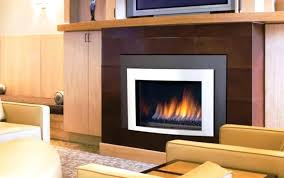 natural gas fireplace inserts costs vent free reviews