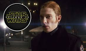 Saoirse ronan and domhnall gleeson faced some unique challenges with brooklyn, a romantic drama about eilis lacey (ronan). Star Wars 9 Is Different From The Last Jedi Hux Star Domhnall Gleeson Interview Films Entertainment Express Co Uk