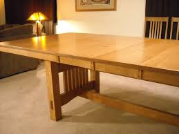 woodworking plans Expandable Kitchen Table