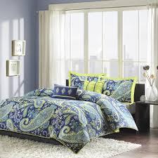 Paisley Bedroom Blue Paisley Bedding Msexta
