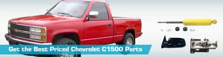 chevrolet c1500 replacement parts
