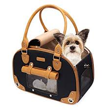PetsHome <b>Dog</b> Carrier Purse, <b>Pet</b> Carrier, <b>Cat</b> Carrier, <b>Foldable</b>
