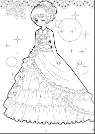 Enchanting Cute Coloring Pages Of Girls Chibi Page Anime For To