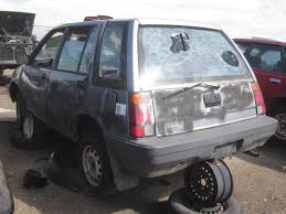 Junkyard Find: 1987 Honda Civic 4WD Wagon - The Truth About Cars