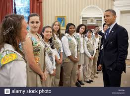 barak obama oval office golds. President Barack Obama Talks With Girl Scout Gold Award Winners In The Oval Office Of White House June 8, 2012 Washington, DC. Barak Golds A