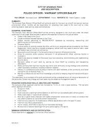 Resume Template Office Amazing Warrant Officer Resume Examples Download Resume Example