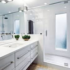 awesome shower window ideas with frosted privacy glass