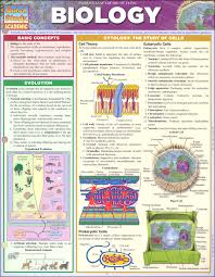 Quick Study Academic Charts Biology Quick Study