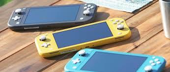 <b>Nintendo</b> Switch Lite: карманная <b>игровая</b> консоль за $200