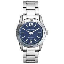 results for mens silver bracelets ben sherman men s blue dial silver colour bracelet watch