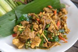 fried rice wallpaper. Wonderful Fried Close Fried Rice With Spicy Boar Pork Thailand Food As A Background Or  Wallpaper To Rice Wallpaper