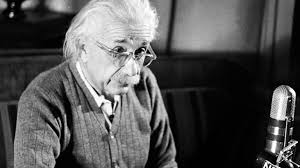 meet einstein the renowned scientist ulm   of atomic sect and in 1947 he espoused working un to use nuclear weapons as a deterrent to conflict by writing an essay in the atlantic monthly