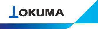 okuma logo. india. okuma global okuma logo