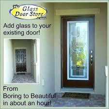 front door glass insert home depot inserts tag co exterior window replacement steel door window