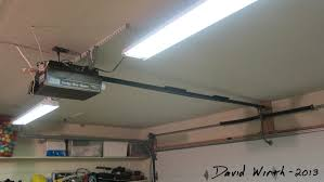 How To Install A Garage Door Intended For Astonishing Craftsman ...