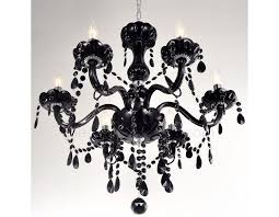 french provincial glass chandelier 6 arms ceiling lighting black mega saver
