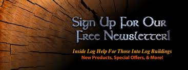Log Home Supplies Log Home Restoration Products By