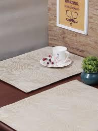 Designer Dining Table Mats Buy Designer Decorative Dining Tablemats Online Table