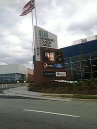 White Oak Amphitheater Greensboro Nc Seating Chart Greensboro Coliseum Complex Wikipedia