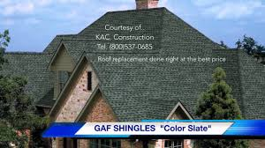 GAF TIMBERLINE SHINGLES ROOFING CONTRACTORS RI KAC Construction