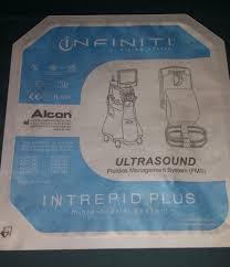 alcon 8065752081 infiniti intrepid plus fms 0 9 mm basic ultrasound surgical vet ebay