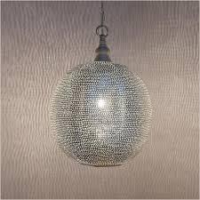 Zenza Ball Filisky Medium Pendant Light Available at Pomegranate   Pomegranate Living