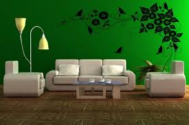 Lime Green Living Room Chairs Green And Brown Living Room Wood Floor Classic Sofa Green Fabric