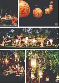 diy outdoor wedding lighting. Diy Outdoor Wedding Lighting Photo - 4 E