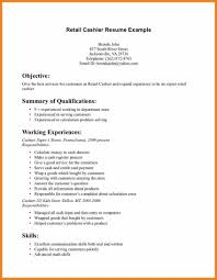 Resume Objective Examples For All Jobs Example Of In | Chelshartman.me