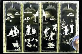 vintage oriental wall art