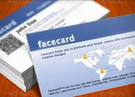 10 Free Business Cards 10 Free And Premium Facebook Business Card Templates