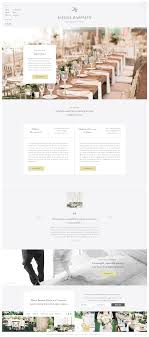 Website Design For Wedding Professionals Custom Showit Web Design For Maura Bassman Events By With