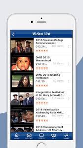 spelman college on the app store iphone screenshot 5