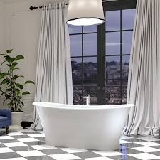 70 montebello freestanding bathtub