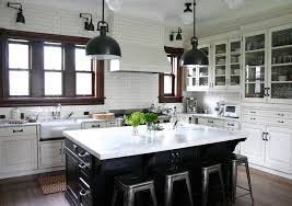 chicago kitchen design. Traditional Kitchen Idea In Chicago With Glass Front Cabinets Stainless Steel Appliances A Farmhouse Sink White Design R