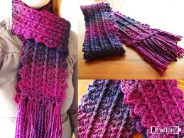 Crochet Patterns For Scarves Amazing These 48 Free And Easy Crochet Scarf Patterns Will Blow Your Mind