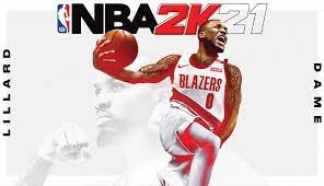 NBA 2K21: Damian Lillard als Cover-Star ...