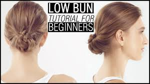 Hair Style Low Bun How To Do Low Bun Hairstyle This Wedding Season Youtube 4434 by stevesalt.us