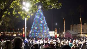 Downtown Chandler Christmas Tree Lighting The Arizona Republic