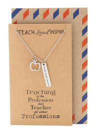 Thank You Teacher Quotes Lucia Teacher Quotes Gifts Inspirational Jewelry and Thank You Cards 62