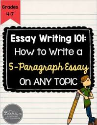 paragraph essay outline graphic organizer google search  share a fun way to write a correct and effective 5 paragraph essay on any