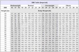 Bmi Chart Metric Bismi Margarethaydon Com