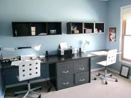 his and her desk his and her desks his and hers desks office remodel built  in