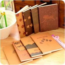 new 2018 retro old syle pocket book journal dairy memo book notebook for kids planner book